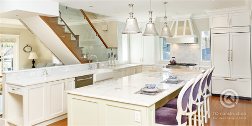 TQ Construction  |  Kitchen Addition Renovation  |  tqconstruction.ca