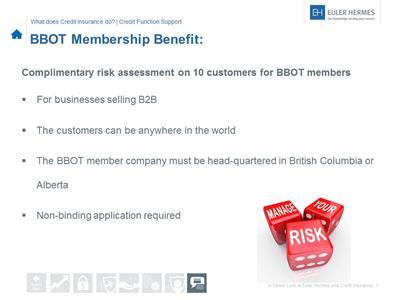 BBOT member benefit