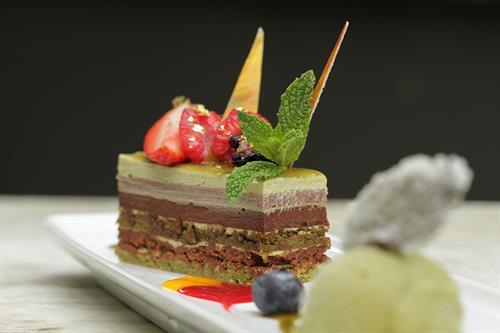 Miku Toronto - Signature Dessert