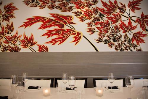 Miku Toronto - Kimura Private Dining Room