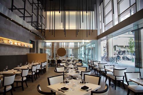 Miku Toronto - Main Dining