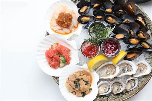Miku Toronto - Seafood Platter