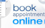 book appointments conveniently online