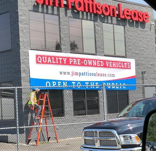 Digital Printing, Banners