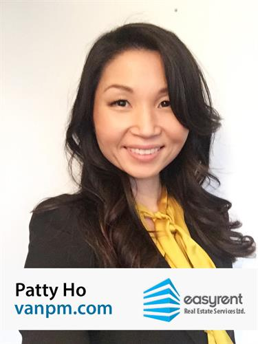 Patty Ho - Property Manager - Vanpm.com