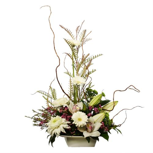 Sympathy Flower arrangement from Adele Rae