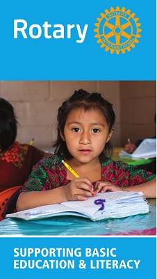 Supporting Basic Education & Literacy