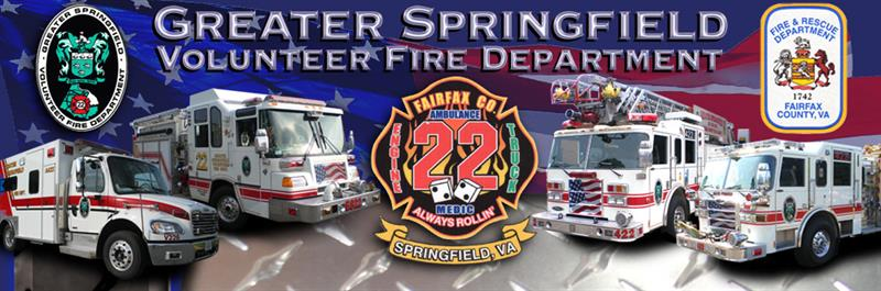 Greater Springfield Volunteer Fire Dept., Engine Co. 422