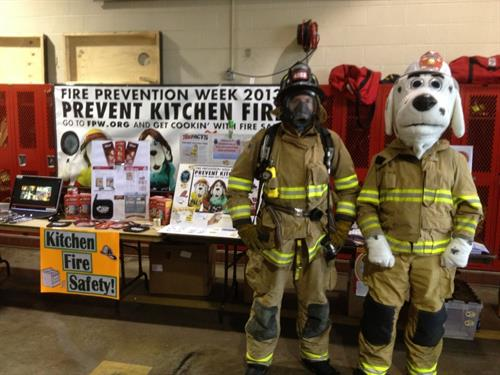 Annual Open House Fire Prevention