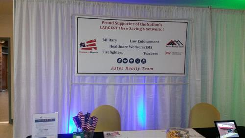 Vendor Booth Expo Event