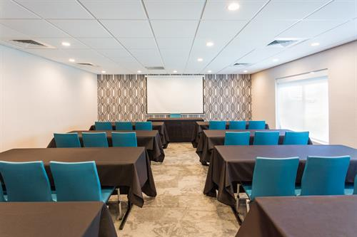 Classroom Style Meeting Room
