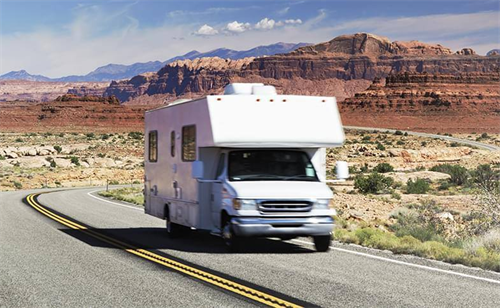 See the US...Rent an RV!