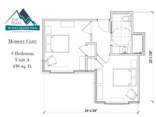 Semi-Private Memory Care Residence