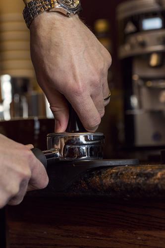 Premium full service coffee & espresso