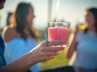 World's Longest Cider Pour at Acreage!