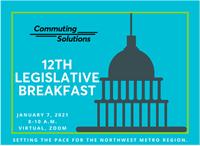 Commuting Solutions 12th Legislative Breakfast