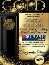 Golden Bridge Awards Company of the Year - Accounting, Banking, Finance & Insurance