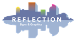 REFLECTION SIGNS AND GRAPHICS