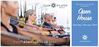 Open House Celebration at Club Pilates Waneka!