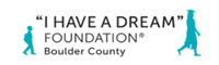 I HAVE A DREAM FOUNDATION OF BOULDER COUNTY