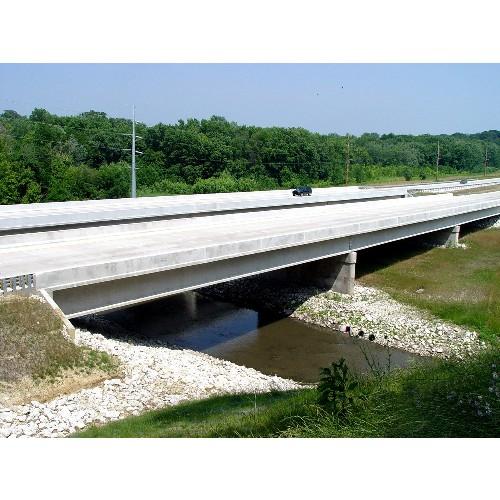 Structural - Mauvaise Terre Creek Bridges