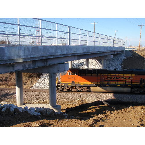 Structural - ACHD Cannonball Bridge