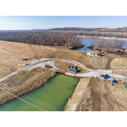 Water Resources - Beartstown Pump Station