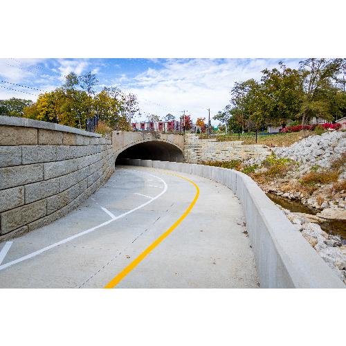 Transportation - Roadways & Trails