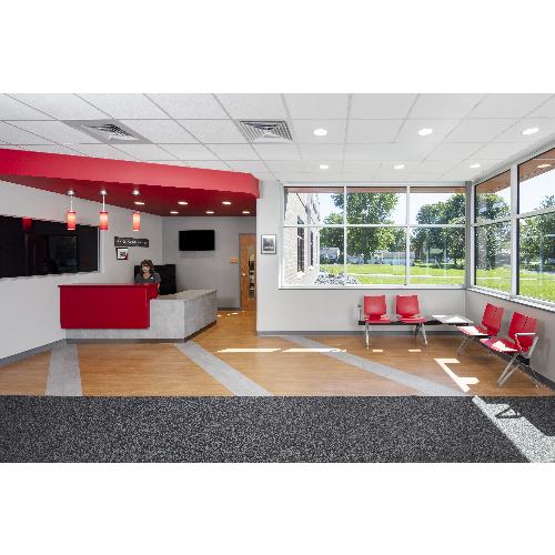 Architecture & Interior Design - Salvation Army Building
