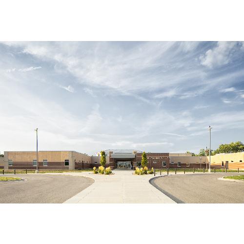 Site Development & Architecture - Lincoln Douglass School