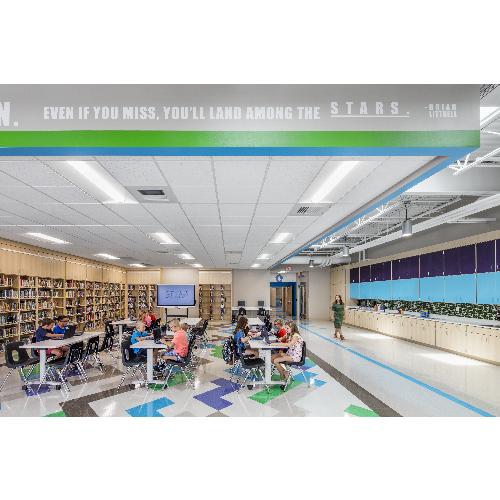 Architecture & MEP- Lincoln Douglass School