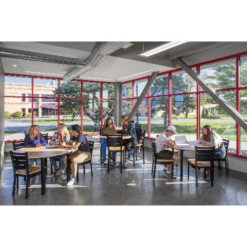 Architecture & MEP - Community College Interior
