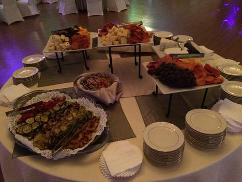 Cold Hors D'oeuvre Station