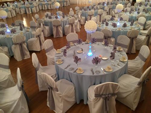 Claymont Ballroom