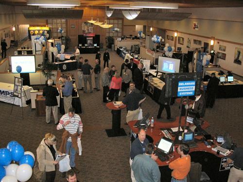 Lobby-Trade Event