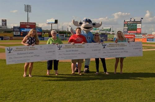 Congrats to the 2014 Scholarship $1,000 Scholarship Award Winners: Makenzi Carter & Carson Hanna - Appoquinimink High School & Jacob Bricker & Samantha Cirillo - Middletown High School