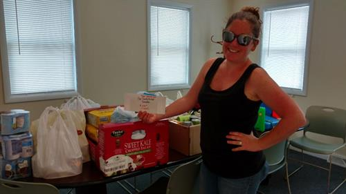 Shannon Cove Donation