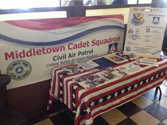MIDDLETOWN CADET SQUADRON, Civil Air Patrol