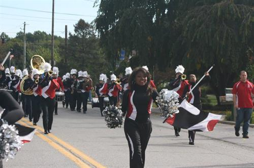 Town Fair - always held the 4th Saturday in September (Photo 2013 Event Parade)