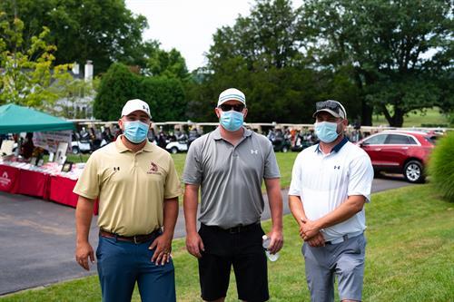 2020 Dickie DiSabatino Annual Golf & Tennis Classic at Bidermann Golf Course