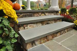 We have treads - ideal for steps, outdoor kitchen countertops and fireplace mantles.  We offer many sizes to choose.
