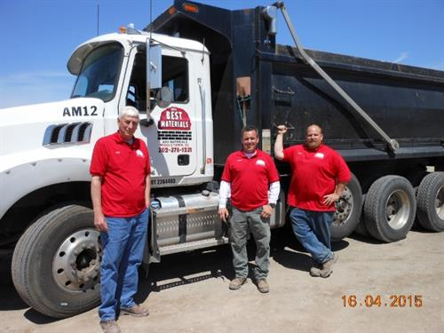 Bob, Brian and Ronnie - we can Direct Ship Stone from the Quarry directly to your jobsite.  You can enjoy great savings!
