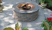 Fire pits are all the rage!!!  Stop by and check our display fire pit - you'll want one!!!