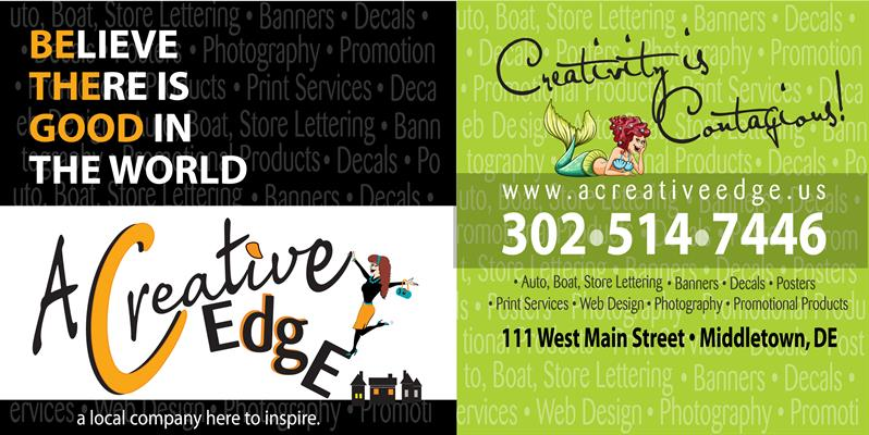 A CREATIVE EDGE SIGN & DESIGN STUDIO, LLC