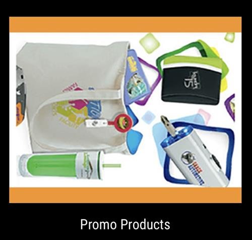 Promotional ad specialties