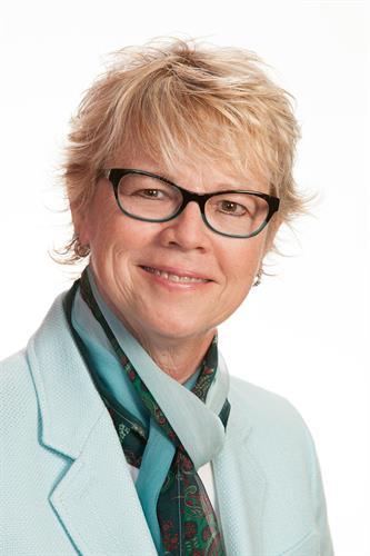 Helen Garton, DM, MBA