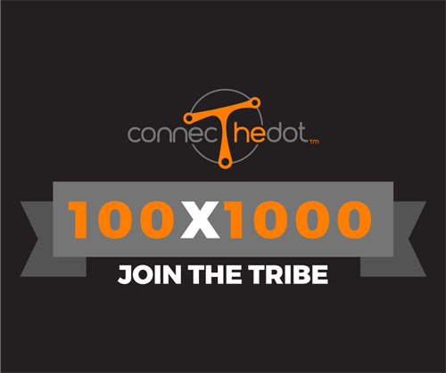 Join our 'TRIBE'. #100x1000Tribe is here and for a limited time only.