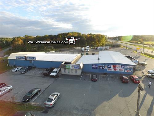State Line Liquors, Drone View, Radio Newark Fund Raiser
