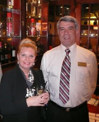 Roxane Ferguson --- Our Chamber Leader, soon to be Town Council for Middletown