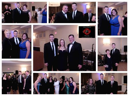 NBC10's Chris Cato at the 3rd Annual Black Tie and Sneakers Gala